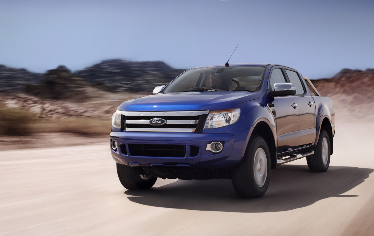 Ford Ranger unanimous pick for International PickUp 2013 award