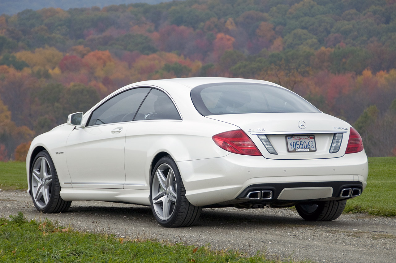 2011 mercedes benz cl63 amg first drive photo gallery for 2011 mercedes benz cl63 amg
