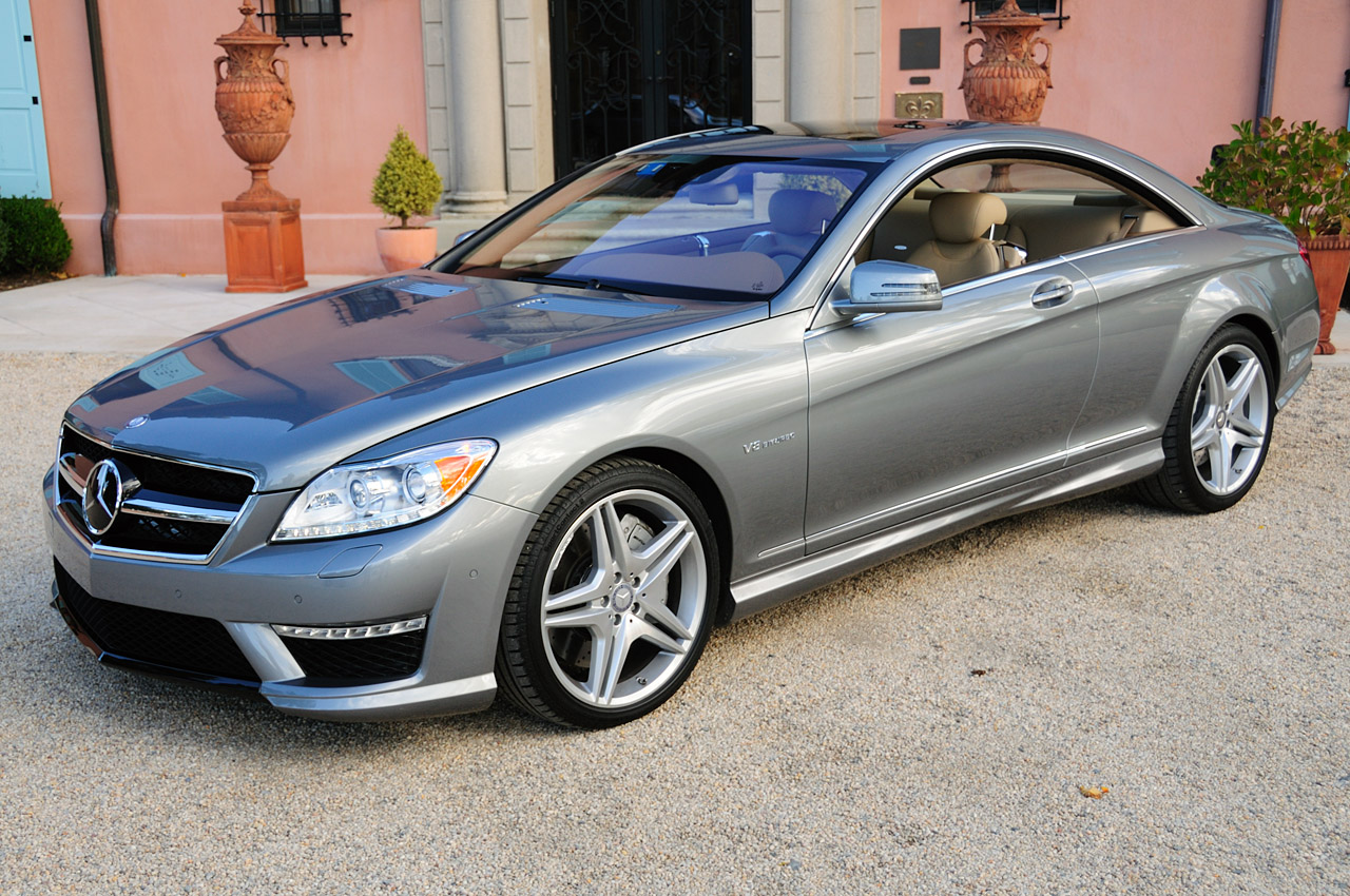 2011 MercedesBenz CL63 AMG ITS BEAAAUTIFULLLL  Bodybuilding