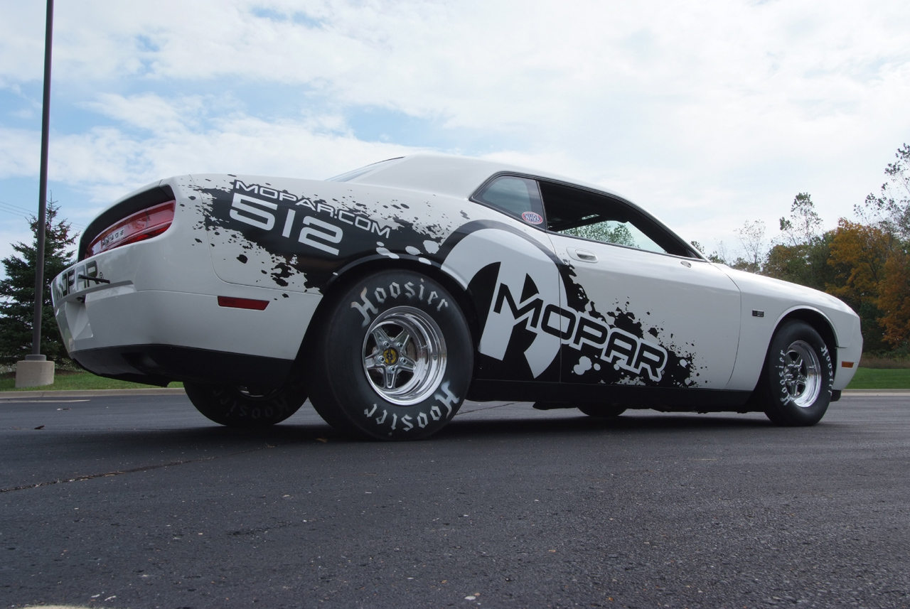 Mopar Dodge Challenger V10 Drag Pak Ls1tech Camaro And