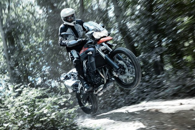 Triumph Tiger 800 and 800 XC