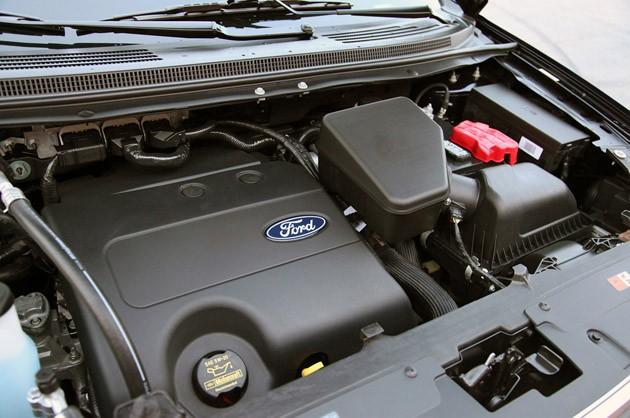 2011 Ford Edge engine
