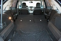 2011 Ford Edge cargo area