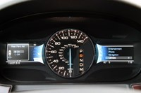 2011 Ford Edge gauges