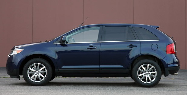 Ford Edge Side View