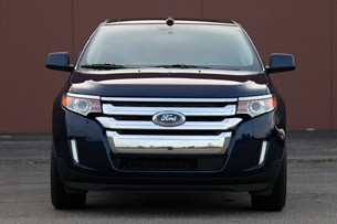 2011 Ford Edge front view