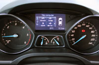 2012 Ford Grand C-Max gauges