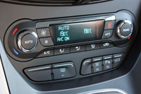 2012 Ford Grand C-Max climate controls