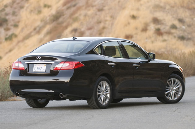 2011 INFINITI M37 Base 4dr Rearwheel Drive Sedan Specs and Prices