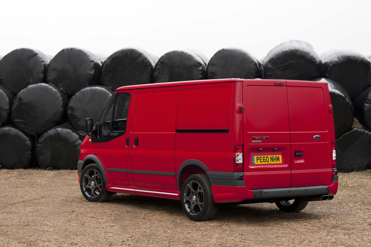 Thread 2011 ford transit sportvan colorado red limited edition unveiled