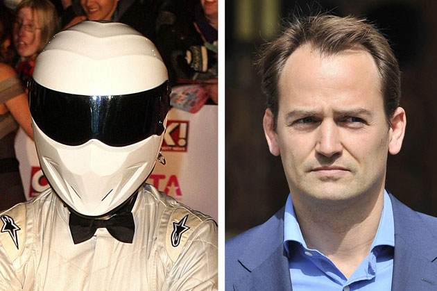 The Stig, Ben Collins
