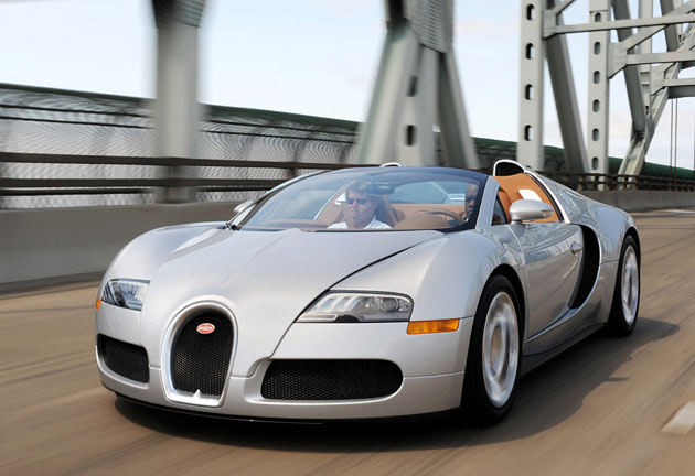 Bugatti Veyron Grand Sport 16.4