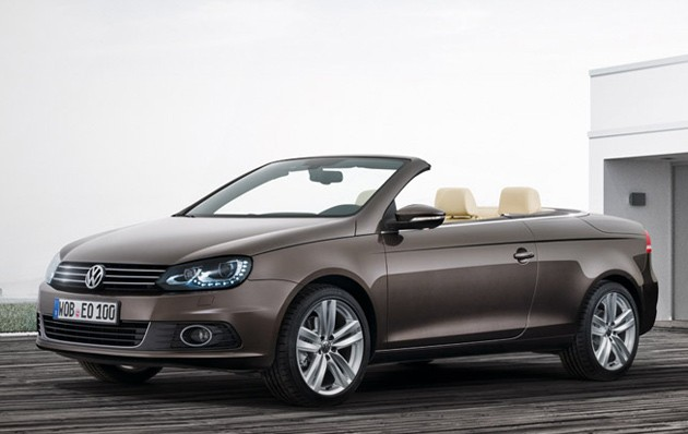2012 Volkswagen Eos
