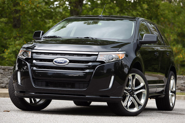 2011 Ford Edge Sport – Click above for high-res image gallery