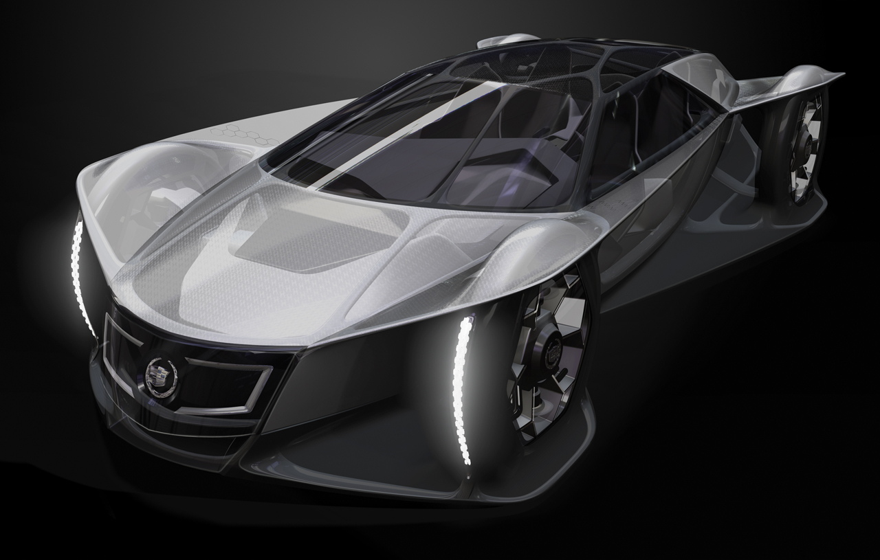 gm02 1287589245 LA Auto Show Design Challenge entrants reveal 1,000 pound car concepts