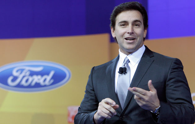 Mark Fields, Ford