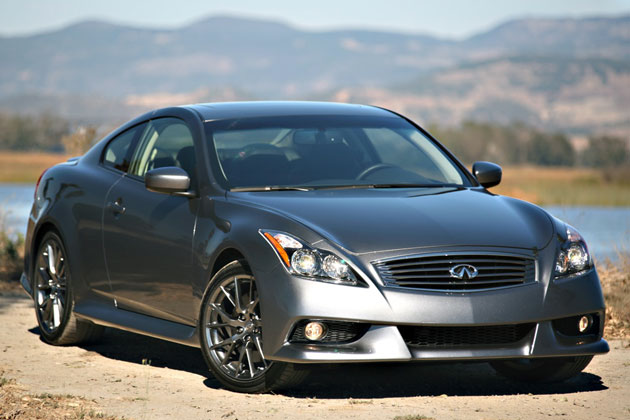 2011 Infiniti IPL G Coupe