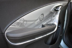 2011 Chevrolet Volt door panel