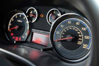 2010 Suzuki SX4 SportBack by RoadRace Motorsports gauges