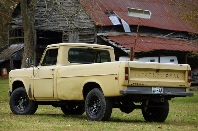 International harvester pickup truck history