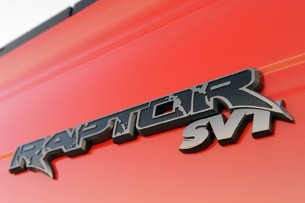 2010 Ford F-150 SVT Raptor 6.2 logo