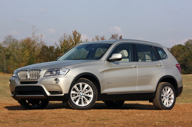 201 bmw x3