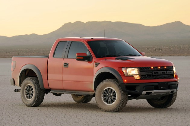 2010 Ford F-150 SVT Raptor 6.2