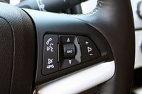 2011 Chevrolet Volt steering wheel controls