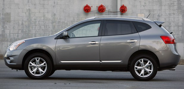 High Quality 2011 Nissan Rogue Side View ...
