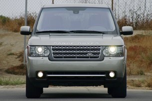 2011 Land Rover Range Rover Supercharged front view