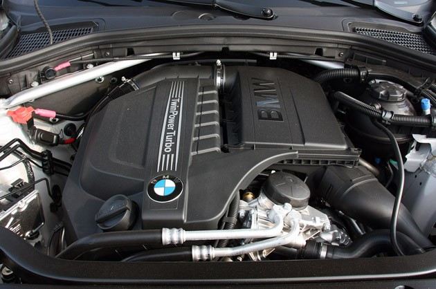 2011 BMW X3 engine