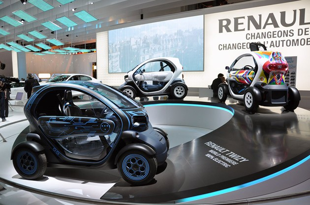 2011 Renault Twizy