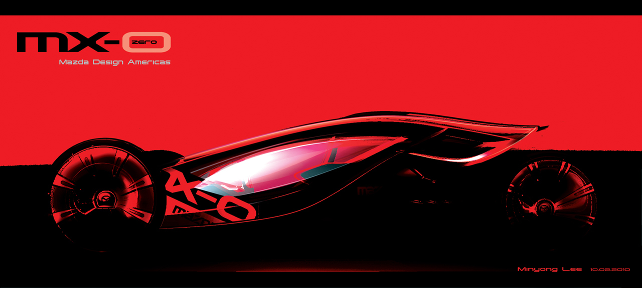 mazda01 1287589354 LA Auto Show Design Challenge entrants reveal 1,000 pound car concepts