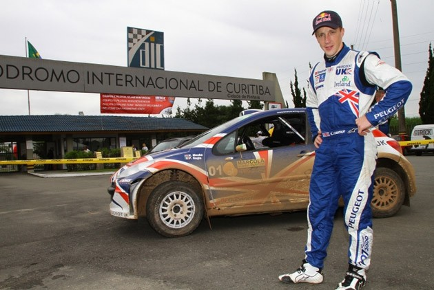 Kris Meeke rallyist