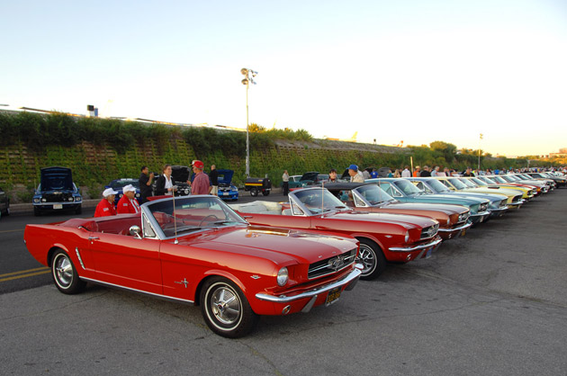 Automobile's Cumberford revisits the original 1964 1 2 Ford Mustang
