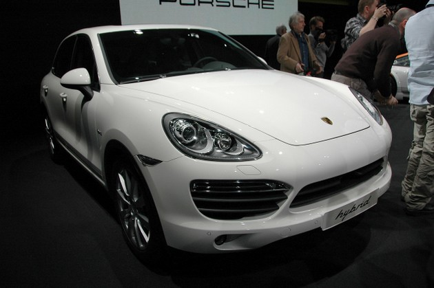 2011 Porsche Cayenne S Hybrid