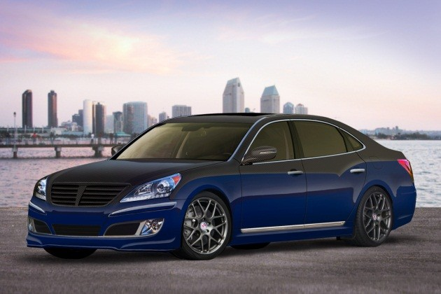 Rhys Millen Racing Signature Edition Hyundai Equus