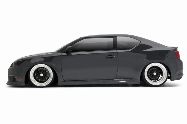 Scion S 2010 Sema Lineup Sneak Peek Autoblog