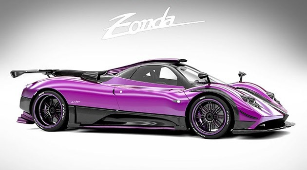 Pagani Zonda 750