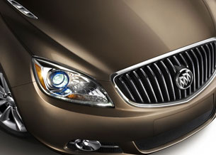Buick Verano teaser