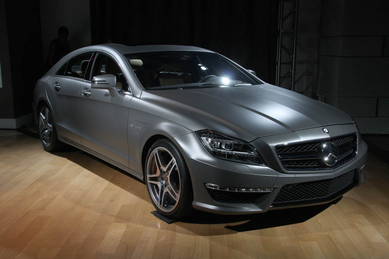 la 2010 2012 mercedes benz cls63 amg photo gallery autoblog. Black Bedroom Furniture Sets. Home Design Ideas