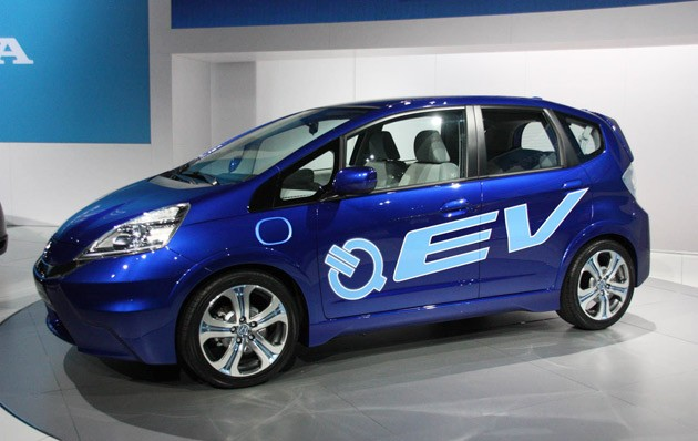 Honda Fit EV Concept
