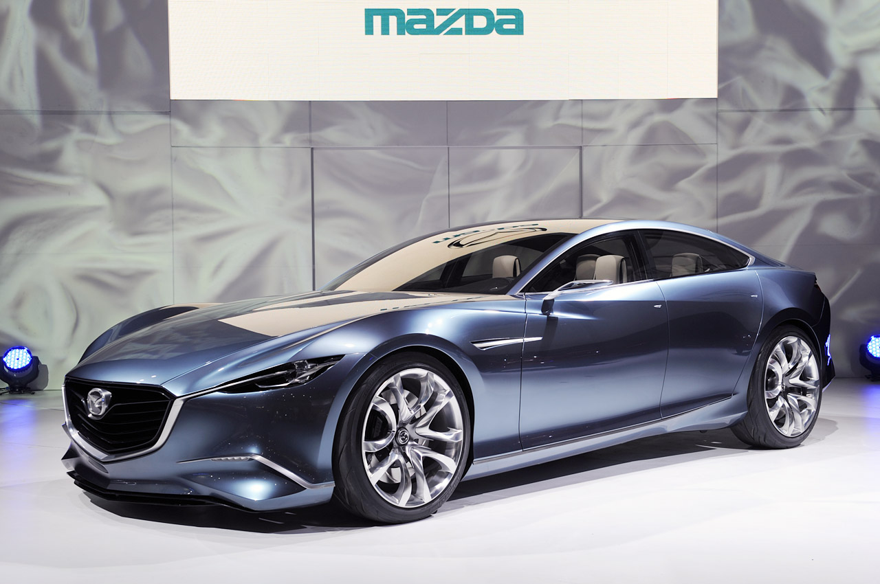Mazda6 Coupe coming along with more Mazdaspeed models ...