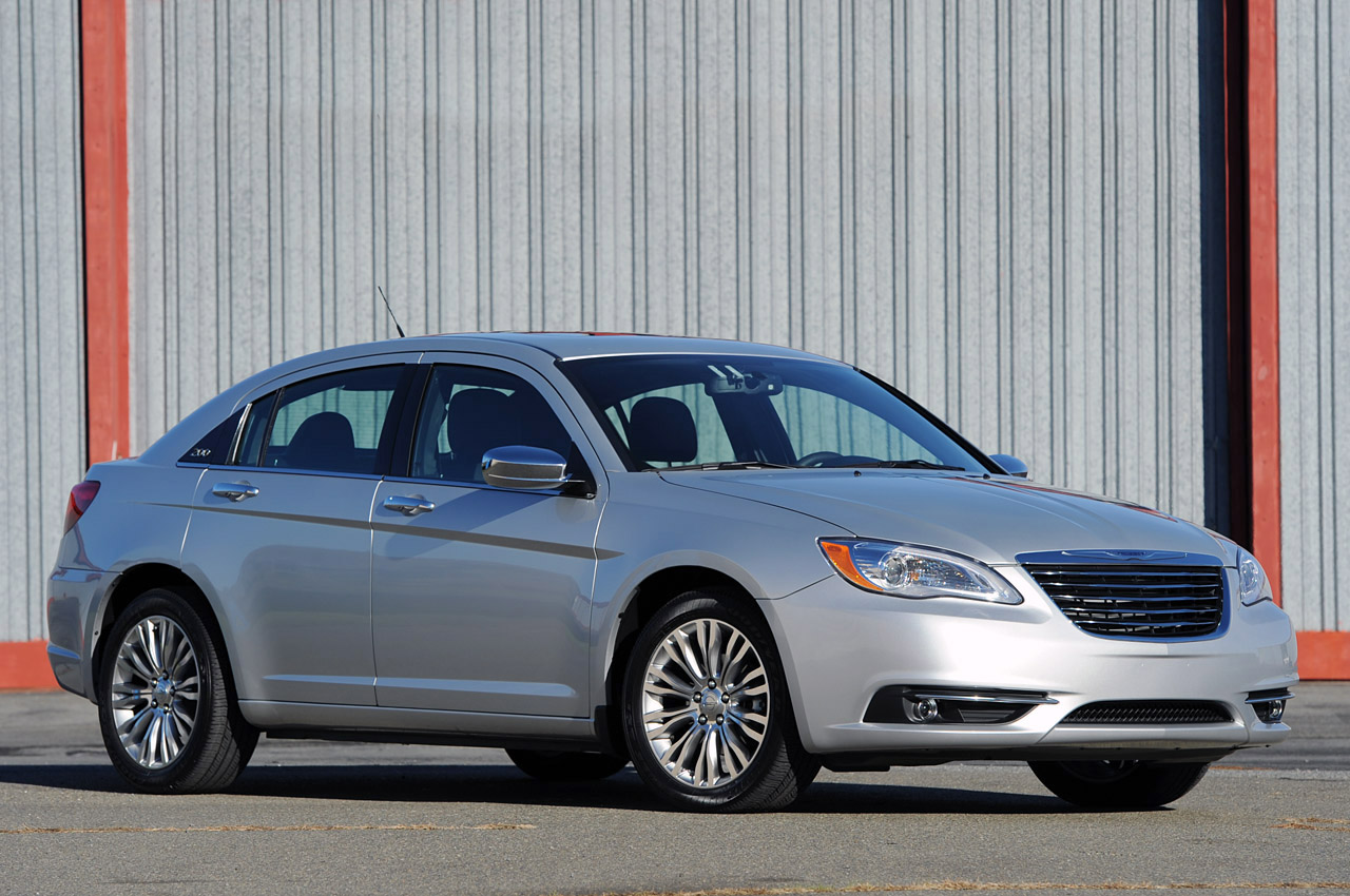 2014 Chrysler 200 To Set Design Tone For Brand Autoblog