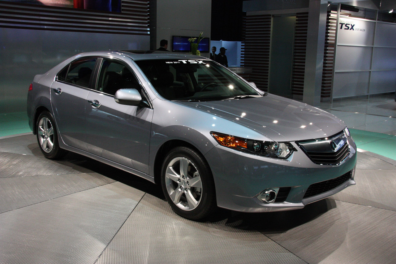 LA 2010: 2011 Acura TSX Photo Gallery - Autoblog