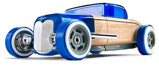 Automoblox Hot Rod HR3 full size