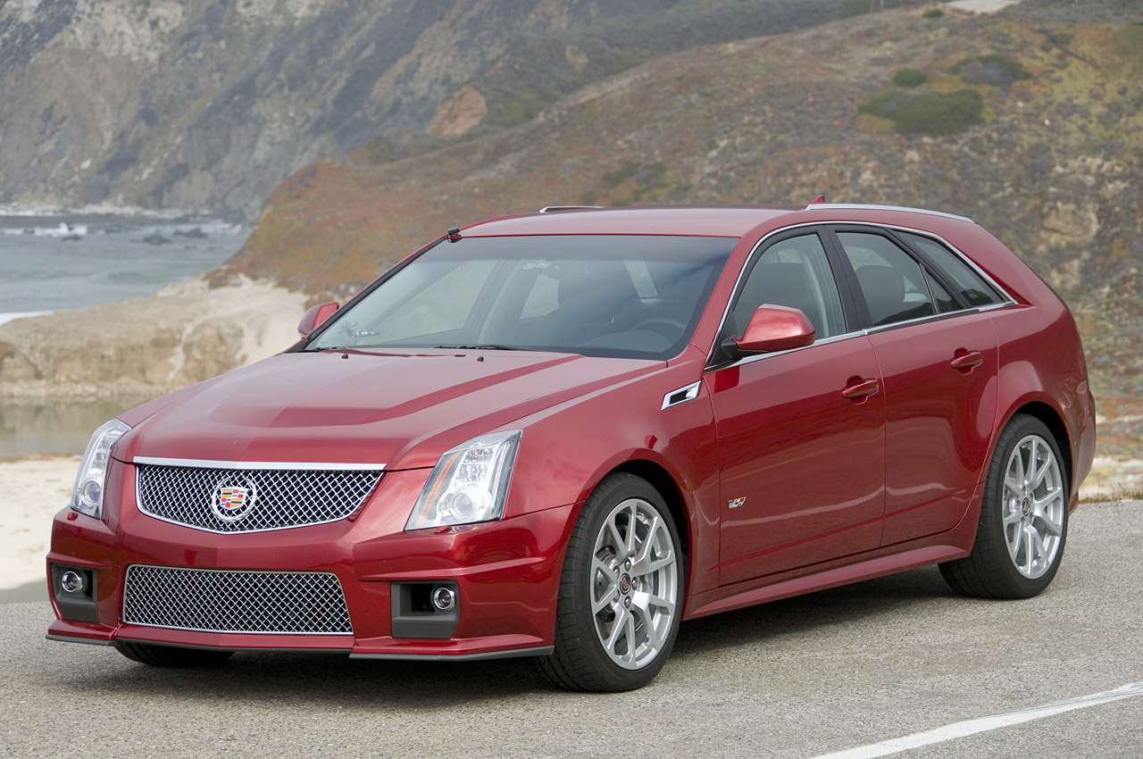 autoblog 2011 lsa cadillac cts v wagon ls1tech. Black Bedroom Furniture Sets. Home Design Ideas
