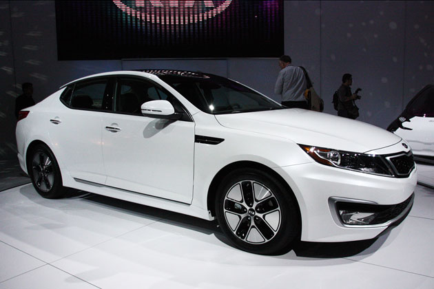 2011 Kia Optima Hybrid