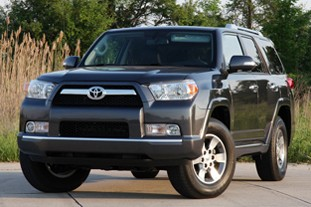2010 Toyota 4Runner. 2011 Jeep Grand Cherokee ...