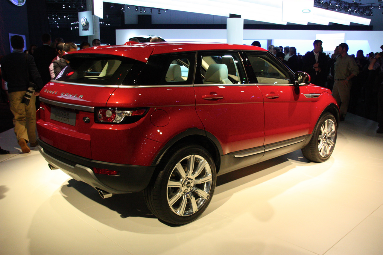 la 2010 2012 range rover evoque. Black Bedroom Furniture Sets. Home Design Ideas
